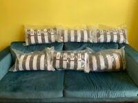 Cushions Riverdale X 6 (Brand New)