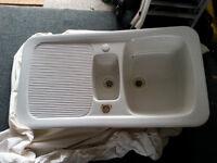 white astracast sink