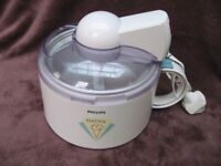 Philips Delizia ice cream maker