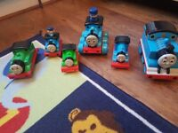 Thomas the tank engine toy bundle