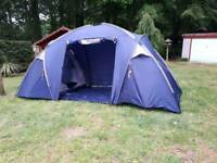 four person family tent in good condition, delivery available