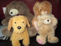A collection of Teddies (Immaculate Condition)