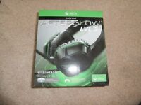 Xbox one/PC Afterglow headphones