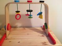 LEKA Baby gym from IKEA
