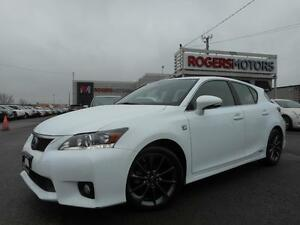 2013 Lexus CT 200h F SPORT - LEATHER - SUNROOF
