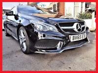 (2100 Miles)- 2015 Mercedes Benz E Class 2.1 E220 CDi BlueTEC AMG Line 7G -- Diesel Automatic -PX OK