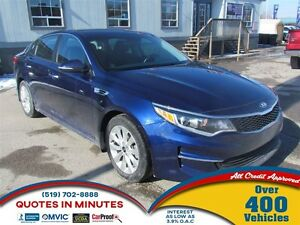 2016 Kia Optima LX | HEATED STEERING WHEEL | CAM | BLUETOOTH