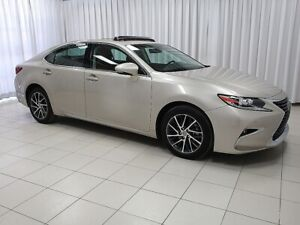 2016 Lexus ES 350 TOURING PACKAGE LUXURY SEDAN