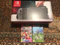 Nintendo Switch mint condition