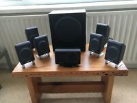 Creative Labs 7;1 Audio Sound System