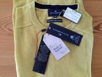 100% Pure Lambswool Jumper Size M