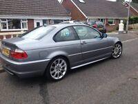 M Sport BMW coupe Diesel