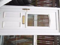 upvc front door £30
