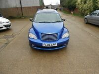 2006 CHRYSLER PT CRUISER CRD LTD 2.2 DIESEL , 1 OWNER FROM NEW! 12 MONTHS MOT , F/S/H AND HPI CLEAR