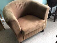Free - Tub chair x2