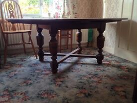 Lovely old Antique dining room table