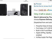 Pioneer micro hi fi