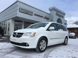 2014 Dodge Grand Caravan CREW,POWER DOORS,ALLOYS,