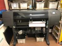 HP DesignJet 4000 A0 Colour and B&W Plotter