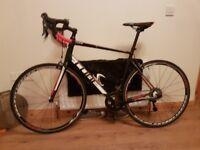 Excellent Cube attain Road Bike