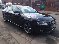 Audi A5 s-line quottro 30k full history 60plate