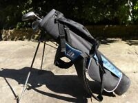 Junior Donnay Champion Golf Clubs with Dunlop Bag