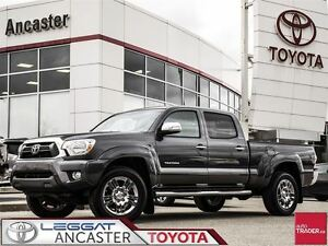 2015 Toyota Tacoma LIMITED LEATHER & NAVIGATION !!