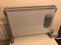 Dimplex DY77/3077 Thermo Convector & Turbo Electric Heater. Works perfect