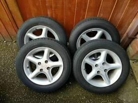 Mazda Mx5 Wheels