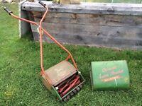 Qualcast Super Panther Push Lawn Mower