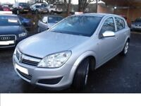 VAUXHALL ASTRA 1600CC HATCHBACK YEAR 2008