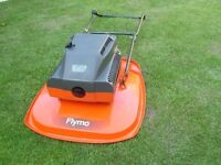 Petrol Flymo Hover Mower 2 Stroke various models and sizes