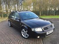 2003 AUDI A4 1.9 TDI 130 BHP. SPORTS ONLY ONE Owner TAX & MOT very economical