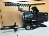 Sony NEX-FS700EK 4K S-log Upgraded Video Camera