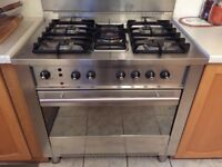 Great condition free standing Ariston cooker