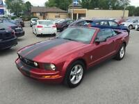 2007 Ford Mustang V6 Conv Pony Package
