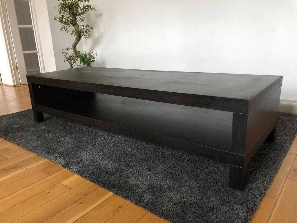 Outstanding Ikea Lack Tv Stand Bench Black Dark Brown In Newcastle Tyne And Wear Gumtree Ocoug Best Dining Table And Chair Ideas Images Ocougorg