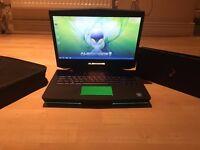 ALIENWARE M14X GAMING LAPTOP, 500 SSD + 6 GB RAM + 64 GB EXTREME PRO + FREE BAG!