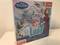 Disney's Frozen Ludo game