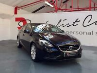 VOLVO V40 1.6D SE LUX EDN [LEATHER / STUNNING EXAMPLE / FULL SERVICE HISTORY / MUST BE SEEN]