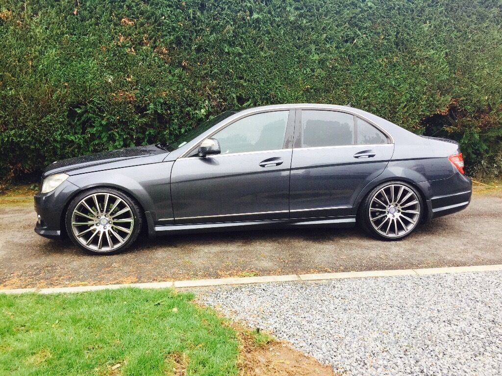2007 mercedes c320 cdi amg sport auto finance available in belfast city centre belfast gumtree. Black Bedroom Furniture Sets. Home Design Ideas