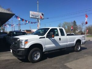 2013 Ford F-250 XL SUPER DUTY !! WOW !!