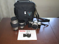 Pentax M250 SLR Camera (not digital)