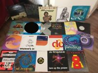 "Lot Of 12"" Vinyl Dance/Hardcore etc EPs (2 Albums) 1990's PLEASE READ!"