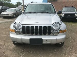 2006 Jeep Liberty Limited DIESEL