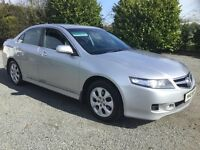 2006 Honda Accord 2.2 diesel sport mot 27/3/18 full year today excellent car cookstown