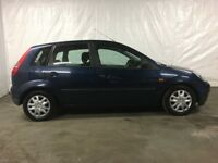 2004 Ford Fiesta 1.4 LX (a/c) Hatchback 5dr **Full Years MOT**