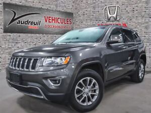2016 Jeep Grand Cherokee Limited*CUIR*TOIT OUVRANT*