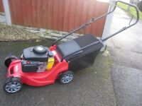Mountfield HP414 Petrol Lawnmower, Fully Serviced, Good Condition, Great Mower, 39cm Cutting Width