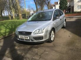 "2006 FORD FOCUS SPORT 1.8 TDCI 5DR ""DRIVES GOOD + GREAT FAMILY CAR + SPACIOUS"""